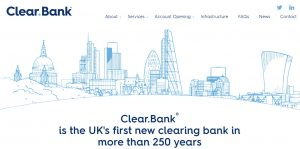 clear bank uk