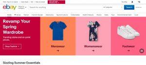 ebay online shopping in uk