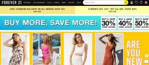 forever online shopping uk