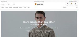 zalando online shopping in uk