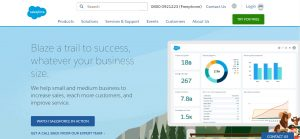 salesforce for small business in uk