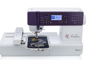 EverSewn Hero Embroidery machine