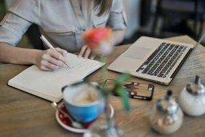 Freelance writer job