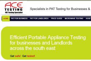 ACE Testing company UK