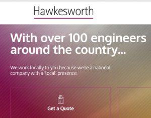 Hawkesworth company