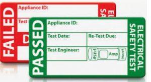 PAT Test Pass or Fail