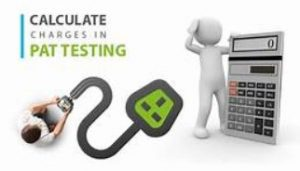 PAT testing charges