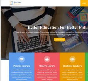 Education Business theme