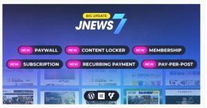 JNews theme for affiliate marketing