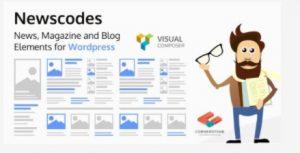 News, magazine and blog elements plugin
