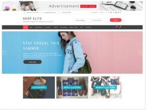 Shop Elite free theme