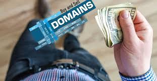 Domain trading