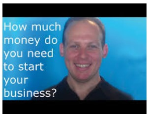 how much money need to start your business