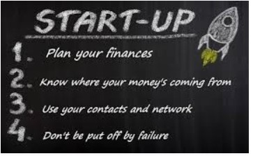 money needed to startup business