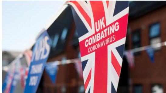 UK lockdown -corona virus
