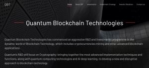 Quantum Blockchain Technologies - Penny Stocks UK